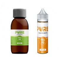 Pack Pure - 50ml VG + 50ml PG