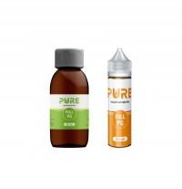 Pack Pure 120ml 3mg/ml (50+50+2x10)