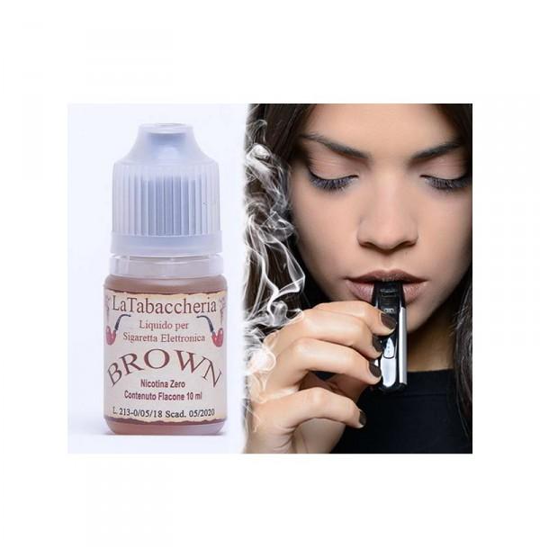 La Tabaccheria Brown 10 ml Liquido Pronto