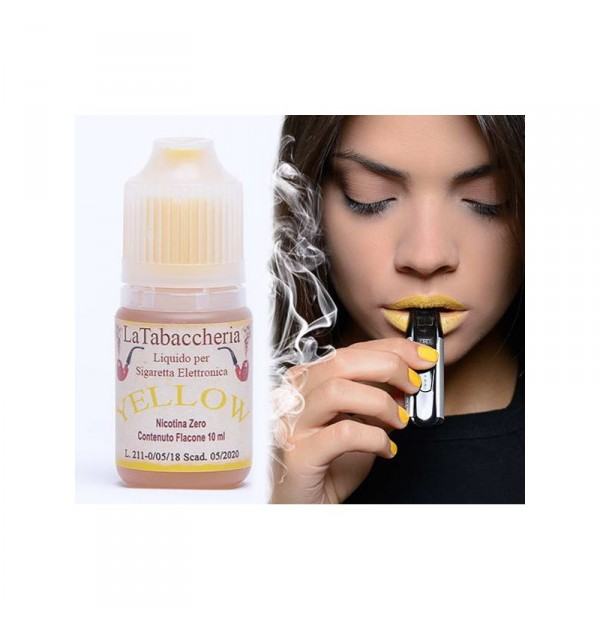 La Tabaccheria Yellow 10 ml Liquido Pronto