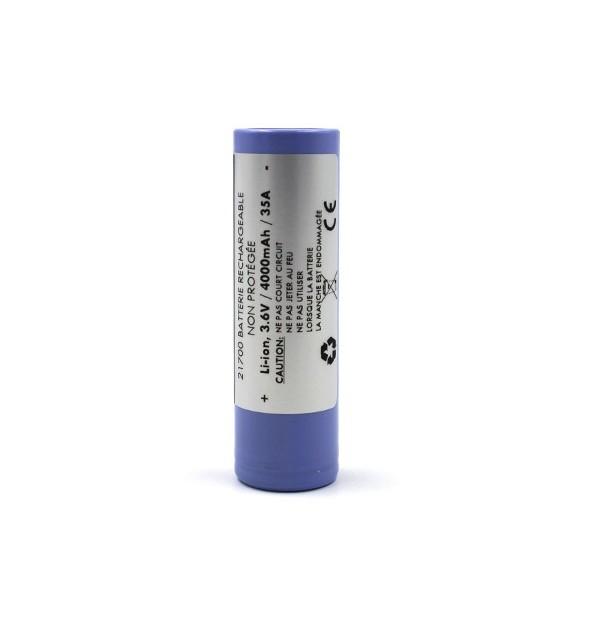 Batteria 21700 40T 4000mAh 35A Samsung