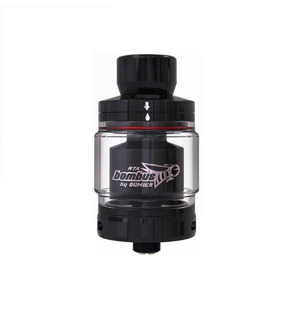 Oumier - Bombus RTA 3.5ml Black