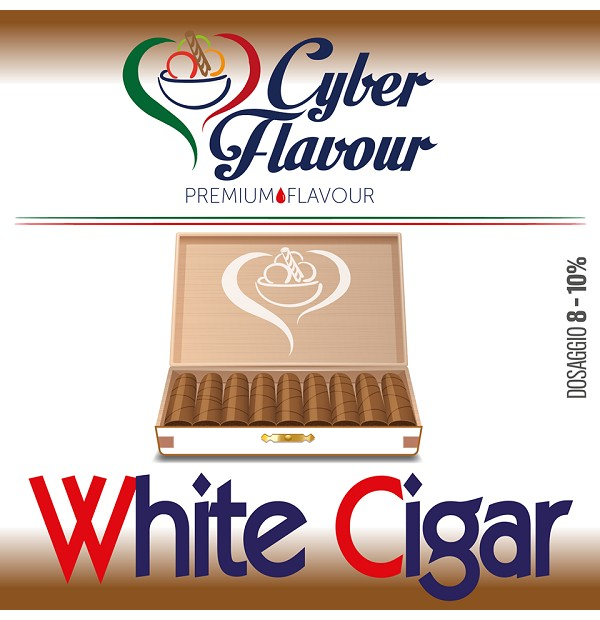 Cyberflavour - WHITE CIGAR