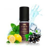 Gins Addiction Concentrate 10ml Halcyon Haze