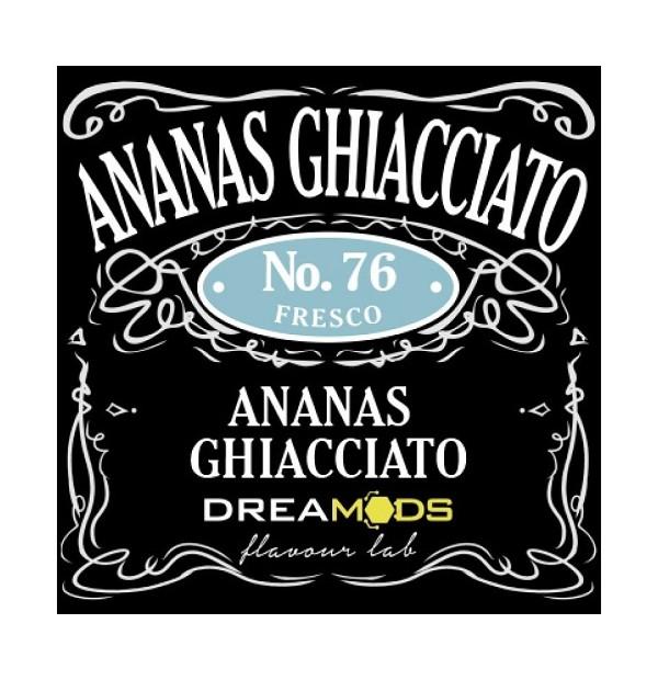 Dreamods - ANANAS GHIACCIATO NO.76 Aroma Concentrato 10 ml