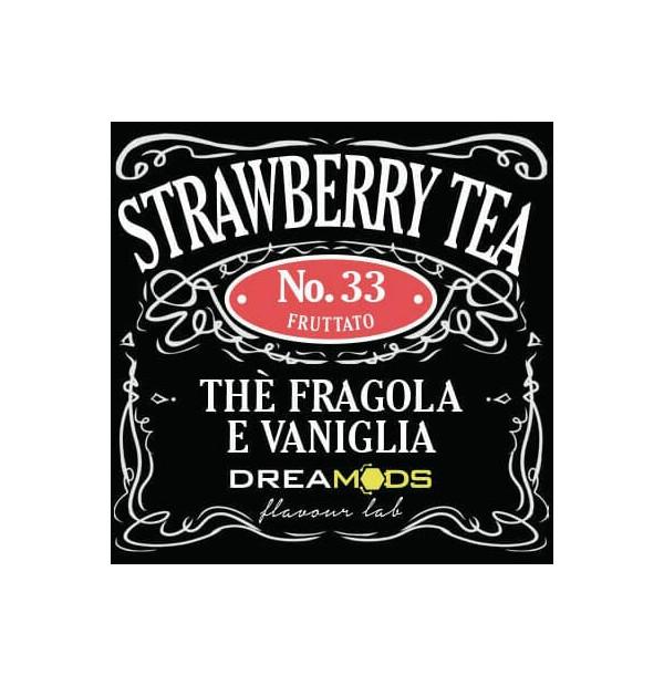 Dreamods - STRAWBERRY TEA NO.33 Aroma Concentrato 10 ml