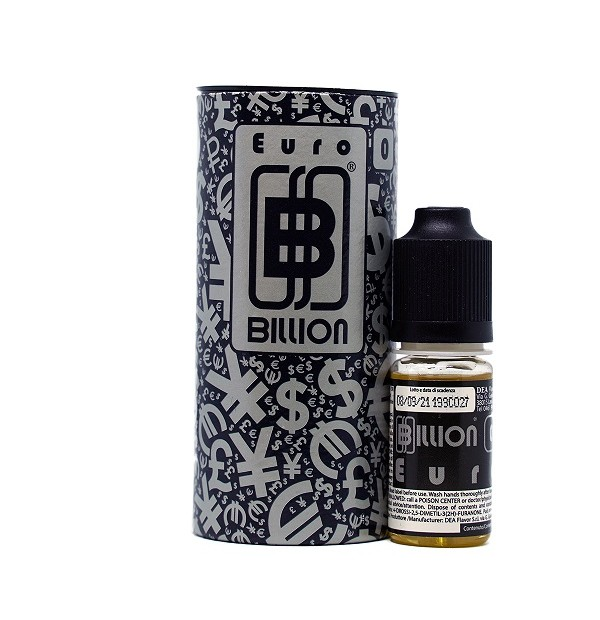 DEA Billion - Euro - Liquido pronto 10ml