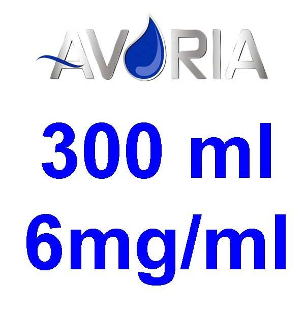 Pack Base Avoria 300ml 50/50 - 3mg/ml (100+100+4x10)