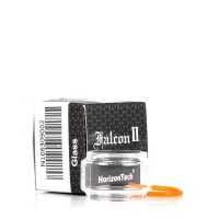 Falcon II 2ml/5.2ml 25mm - Horizontech - Silver