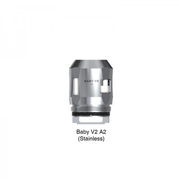Baby V2 SS - Bobine A2: 0,2 ohm per 3 - Smoktech