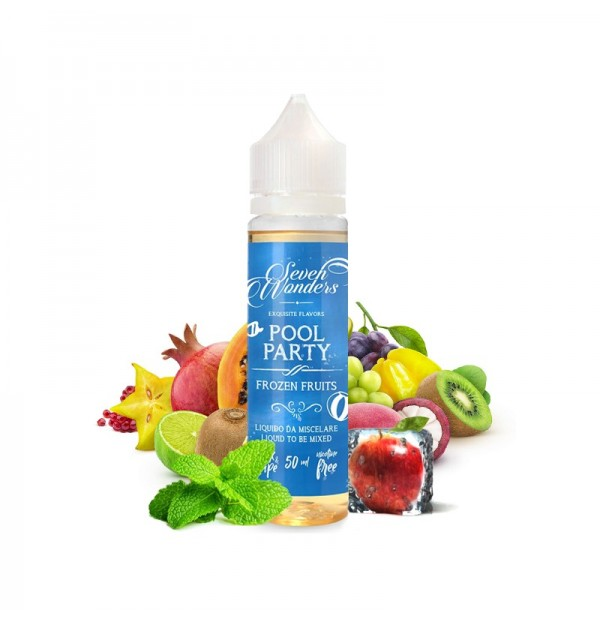 Seven Wonders Pool Party - Mix and Vape - 50ml
