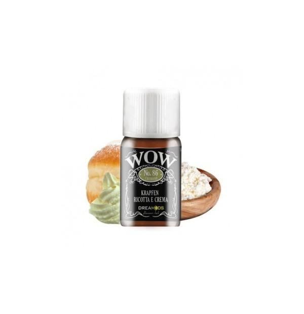 DREAMODS - Aroma Concentrato 10ml N.86 WOW