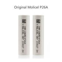 Batteria 18650 Molicel P26A-2600 maH 30A