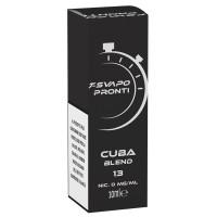 T-svapo - TABACCO CUBA BLEND n.1