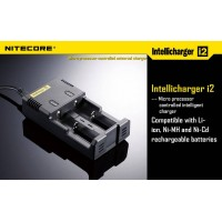 Nitecore - Intellicharger i2