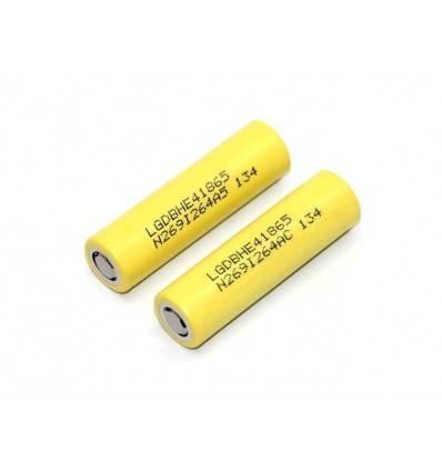 LG HE4 - 18650 - 2500mAh - 35A
