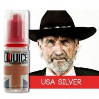 T-Juice - Usa Silver