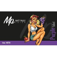 Matt Pauly Juice - Purple Label