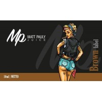 Matt Pauly Juice - Brown Label