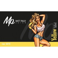 Matt Pauly Juice - Yellow Label