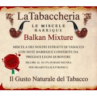 La Tabaccheria - Balkan Mixture - Aroma Concentrato