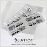 JustFog - Confezione 5 resistenze per 1453 / Maxi