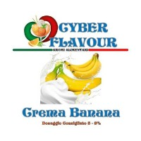 CyberFlavour - Crema Banana