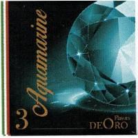 DeORO - Aromi - Aquamarine