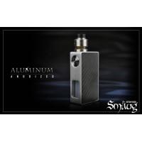 Smaug - Aluminum - Carbon Fiber