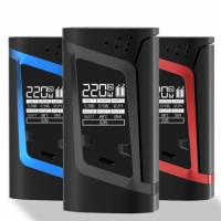 SMOK - ALIEN TC 220W - ***SOLO BOX***