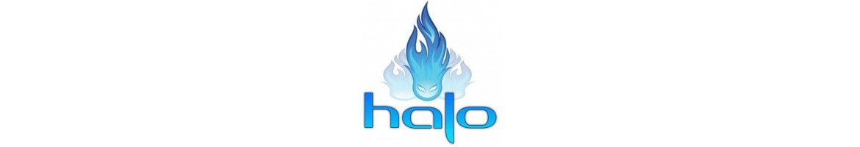Risultati immagini per halo aromi logo